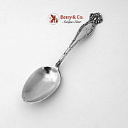 Empire Teaspoon Sterling Silver Towle 1894
