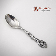Panama Pacific International Expo San Francisco Souvenir Spoon Sterling Silver Jos Mayer Bros 1915