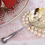 Bon Bon Spoon Cambridge Gorham Sterling Silver 1899
