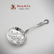 Cambridge Bon Bon Candy Nut Spoon Sterling Silver Gorham 1899
