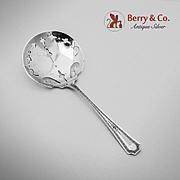 Colfax Candy Nut Spoon Sterling Silver Durgin 1923