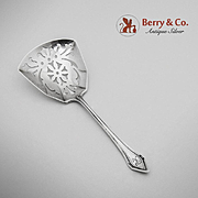 Clermont Candy Nut Spoon Sterling Silver Gorham 1915