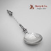 Apostle Spoon Dutch Second Standard Silver 1888