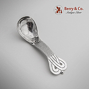 William Spratling Knot Spoon Sterling Silver 1951