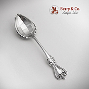 Old Colonial Sugar Spoon Sterling Silver Towle 1895