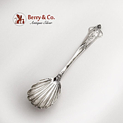 Aesthetic Sugar Shell Spoon Coin Silver 1860