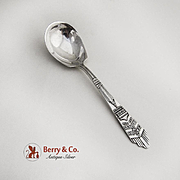 A Century of Progress Souvenir Sugar Spoon Sterling Silver Watson 1933