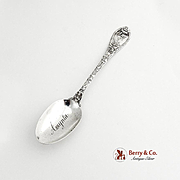Dauphin Teaspoon Sterling Silver Durgin 1897