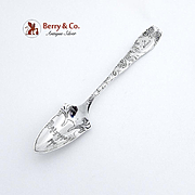 Baltimore MD Souvenir Citrus Spoon Sterling Silver