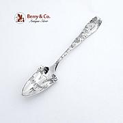 Baltimore MD Souvenir Citrus Spoon Sterling Silver