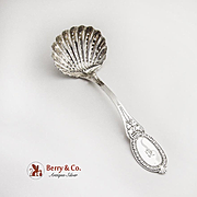 Henry Hebbard 1859 Patented Sifter Ladle Tiffany Co Later Sterling Mark