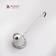 Navajo Candle Snuffer Sterling Silver 1970