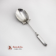 Gorham Berry Spoon Sterling Silver 1865