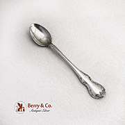 French Provincial Baby Feeding Spoon Towle Sterling Silver 1948