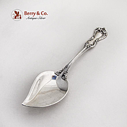 Marlborough Jelly Server Reed And Barton Sterling Silver Patented