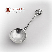 Water Bearer Small Ladle Dutch 833 Standard Silver 1920