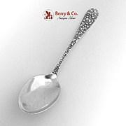 Stieff Rose Tablespoon Sterling Silver 1940