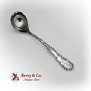 Waverly Cream Ladle Wallace Sterling Silver Pat 1892