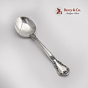 Chantilly Cream Soup Spoon Gorham New Mark Sterling Silver