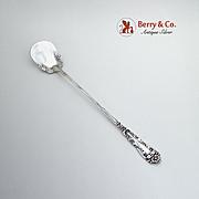 Athene Crescendo Lettuce Spoon Amston Frank M Whiting Sterling Silver
