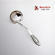 Beverly Sauce Ladle No Mono International Sterling Silver 1910