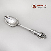 Silver Masterpiece Teaspoon International Sterling Silver 1970
