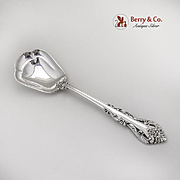 Silver Masterpiece Sugar Spoon International Sterling Silver 1970