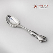 Debussy Teaspoon Towle Silversmiths Sterling Silver 1959
