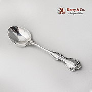 Debussy Place Soup Spoon Towle Silversmiths Sterling Silver 1959