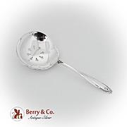 Prelude Bon Bon Candy Nut Spoon International Sterling Silver 1939