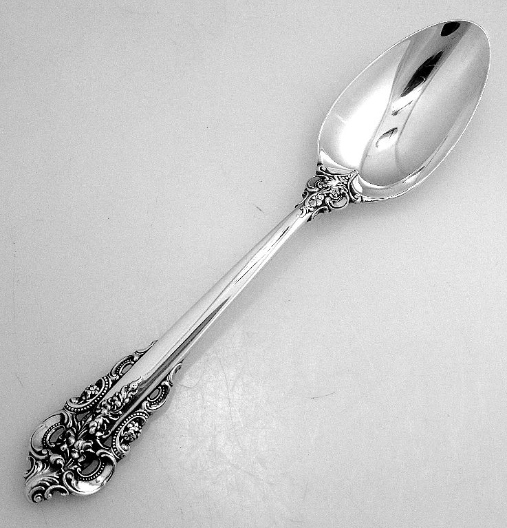 Grande Baroque Teaspoon Wallace Sterling Silver 1941