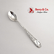 Old Maryland Engraved Infant Feeding Spoon S Kirk And Son Sterling Silver