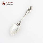 Sir Christopher Teaspoon Wallace Sterling Silver Pat 1936