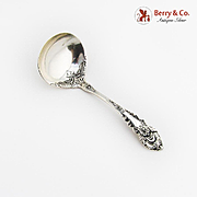 Sir Christopher Gravy Ladle Wallace Sterling Silver 1936