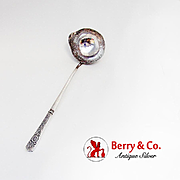 Vintage Mexican Punch Soup Ladle Otaduy Sterling Silver 1940