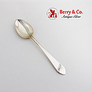Faneuil Teaspoon Tiffany Co Sterling Silver 1910 No Mono