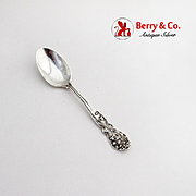 Lily Of The Valley 4 O Clock Teaspoon Gorham Sterling Silver 1885