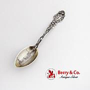 Versailles 4 O Clock Spoon Del Coronado Engraved Bowl Gorham Sterling Silver