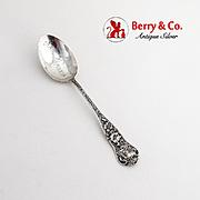 California Souvenir Spoon San Mateo Bowl Gorham Sterling Silver 1895