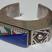 Richard Tsosie bracelet