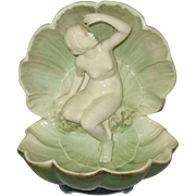 Nude in Clam Sea Shell Porcelain