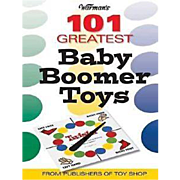 Warmans 101 Greatest Baby Boomer Toys by Mark Rich