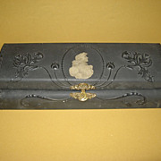 Turn of the 20th Century Victorian Dresser Glove Box
