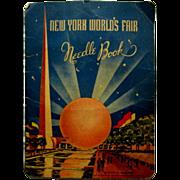 New York World's Fair, 1939 Needle Book