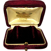 Victorian Jewelry Box, Velvet Presentation