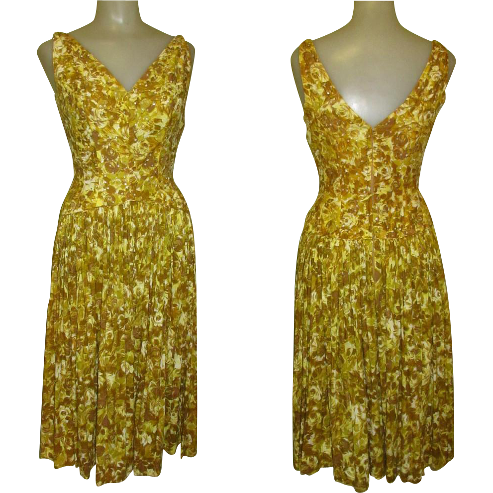 Vintage Sequined 85