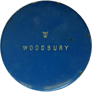 Vintage Woodbury Compact, Rouge, 1930's