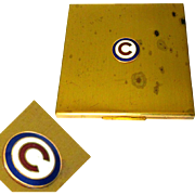 Elgin American Compact, Vintage Chicago Cubs