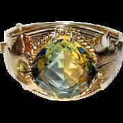 Sarah Coventry Versailles Bracelet, 1960's Crystal