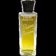 """""""Prima Donna""""  Perfume Bottle, De Cortot, Vintage 1950's"""